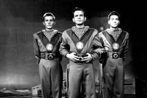 Tom Corbett and the space cadets.